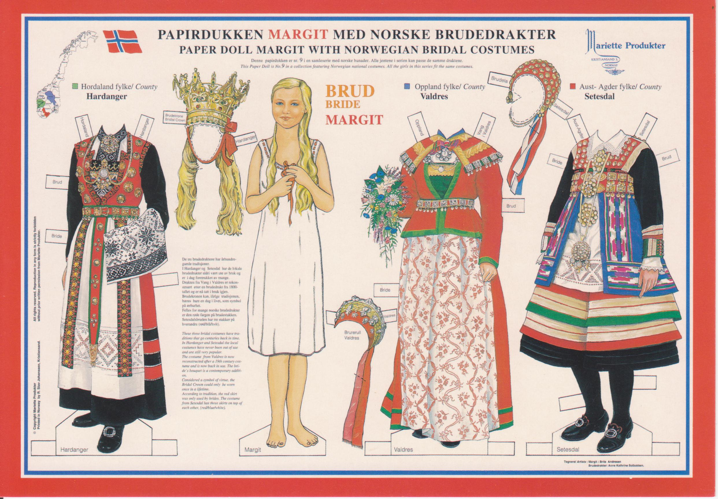 The International Paper Doll Society Free Paper Dolls